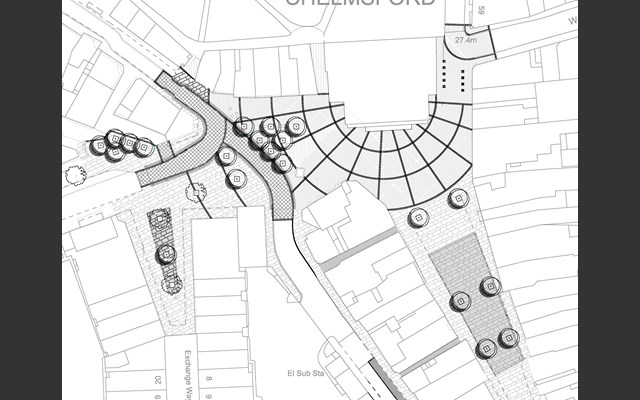 Vision for Tindal Square, Chelmsford
