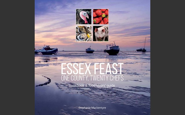 Essex Feast cookbook front cover