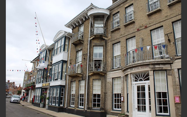 Historic Buildings in Southwold
