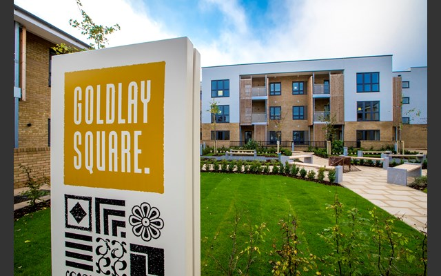 Goldlay Square, Chelmsford