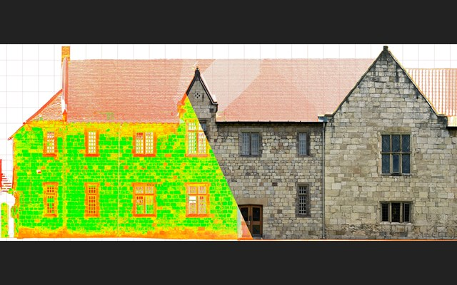 Structural Assessment & Repair: Laser Scanning