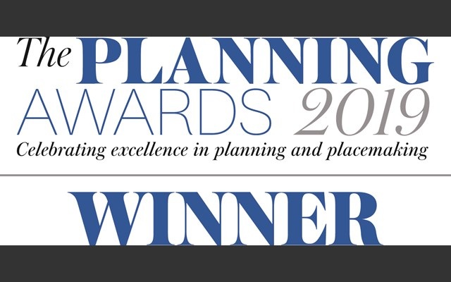 Planning Awards Winner Logo