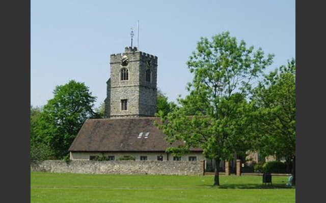 St Margarets Church, Barking