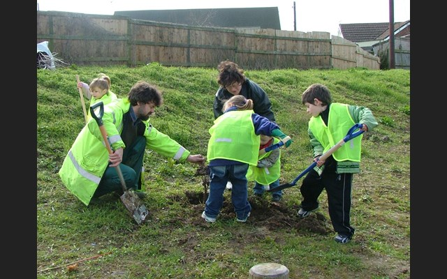 Community projects at Jaywick
