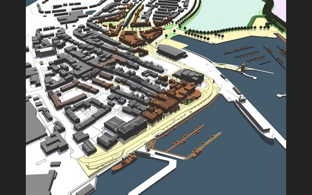Harwich Quay Development Brief