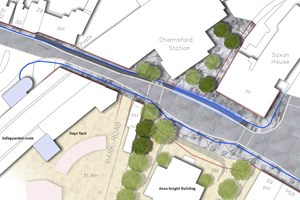 Chelmsford Station Vision