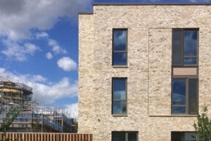Student accommodation, Mill Road, Cambridge
