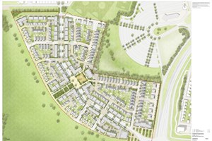 Plans for phase 10 and 11 of Cambridge development