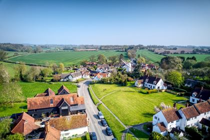 Finchingfield Village