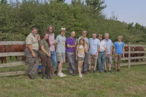 Creators, Contributors and Volunteers of Legacy Grazing
